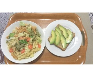 avocado, delicious, and healthyfood image