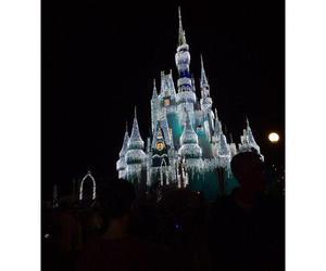 disney and night image