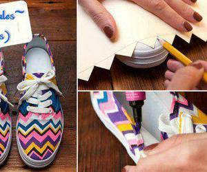 shoes, zapatillas, and minitutorial image