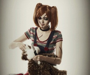Chucky and cosplay image