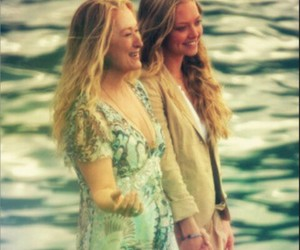 amanda seyfried, meryl streep, and movie image