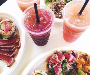 food, drink, and healthy image