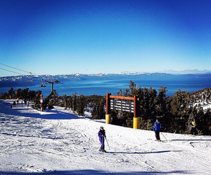cold, lake tahoe, and nice image