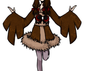 pokemon, gijinka, and hoothoot image