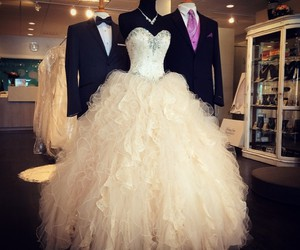 dresses and quinceanera image