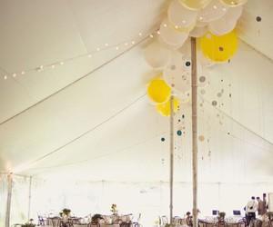 balloons, wedding, and beautifull image