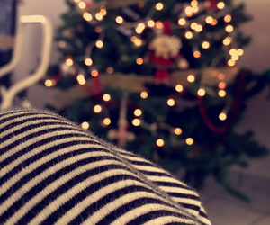 canon, christmas, and focus image