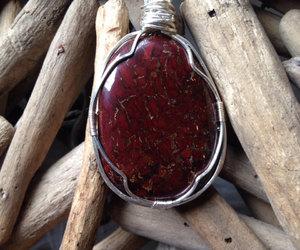 boho, gemstones, and heart image