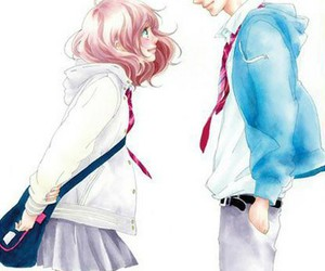 ao haru ride, anime, and manga image