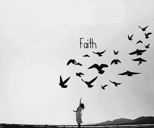 faith, demi lovato, and bird image