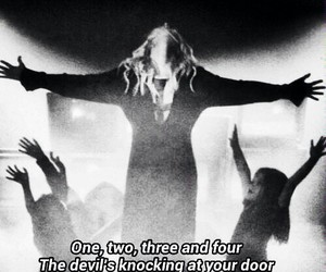 Devil, Lyrics, and quote image