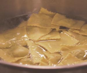 recipe, italian food, and ravioli image