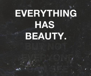beauty, dark, and hide image
