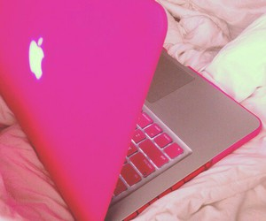 apple and pink image