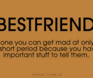 bestfriend and important stuff image