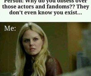fandom, once upon a time, and love image