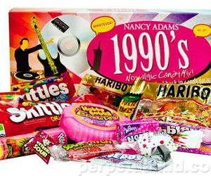 candy, throwback, and diy gift ideas image