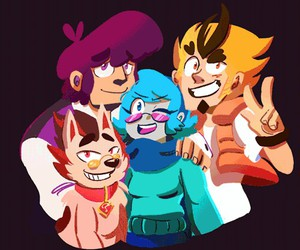 ghost and mystery skulls image