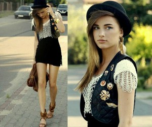 fashion, clothes, and lookbook image