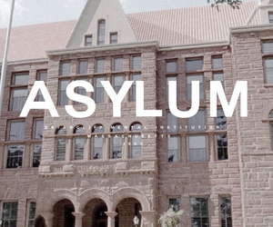asylum, american horror story, and ahs image