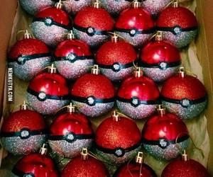pokemon and christmas image