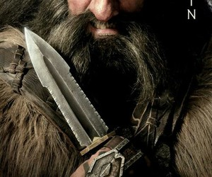 the hobbit and dwalin image