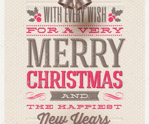 christmas and wishes image