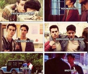 teen wolf, tyler posey, and stiles image