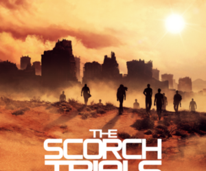 the scorch trials, newt, and thomas image
