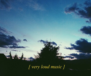 grunge, music, and loud image
