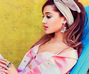 ariana grande, ariana, and Teen Vogue image