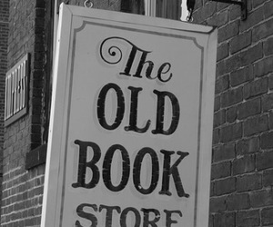 book, old, and store image