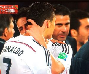 cristiano ronaldo, james rodriguez, and crismes image