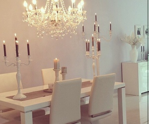 chandelier, chic, and glam image