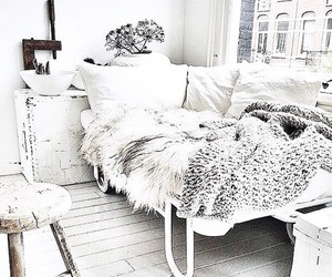 room, white, and inspiration image