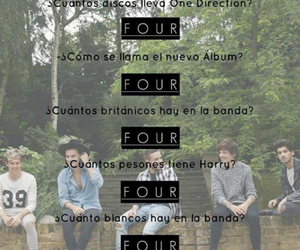 four, 1d, and one direction image