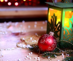 christmas and lights image