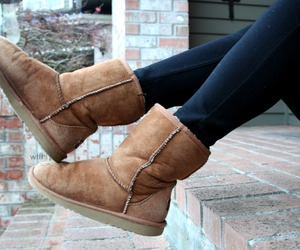 fashion, uggs, and want image