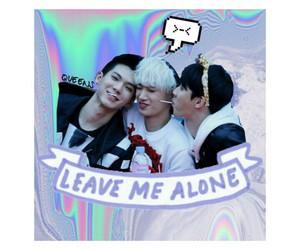 kpop, jaeho, and heojun image