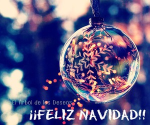 december, happy, and lights image