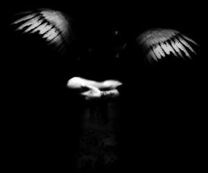 angel, wings, and Harry Styles image