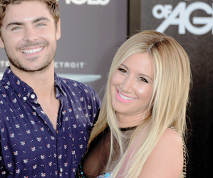 zac efron, ashley tisdale, and HSM image