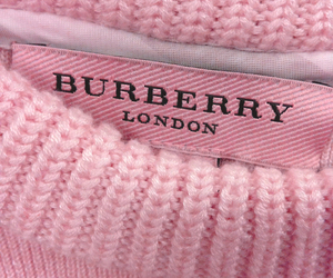Burberry, luxe, and pink image