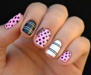 beautiful, uñas, and fashion image