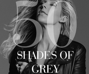 fifty shades of grey, Ellie Goulding, and book image