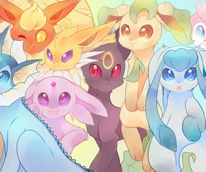 kawaii and pokemon image
