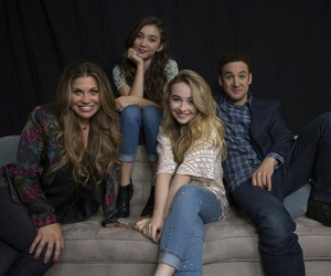 ben savage, danielle fishel, and sabrina carpenter image
