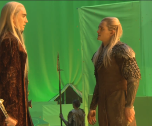 elf and the hobbit image