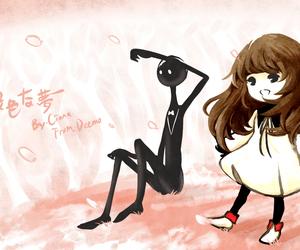 deemo and sakura iro no yume image