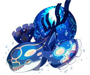 pokemon, kyogre, and zerochan image